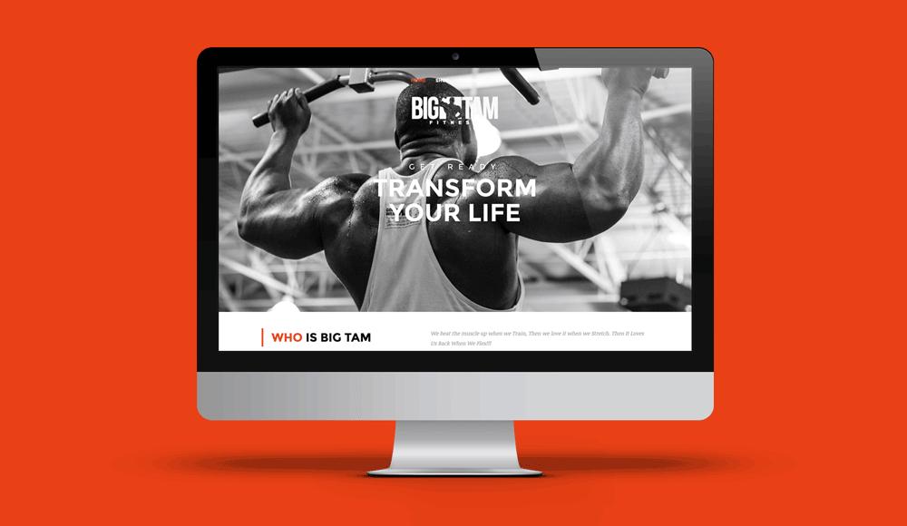 big-tam-fitness-website
